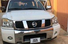 Nissan Armada 2007 White for sale