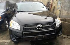Toyota RAV4 2012 Black for sale