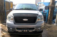 Ford F-150 2007 Super Cab 4x4 Silver for sale