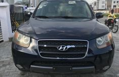 Hyundai Santa Fe 2.7 Automatic 2007 Black for sale