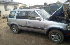 Honda CR-V 1999 Silver for sale