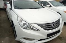Hyundai Sonata 2012 White for sale