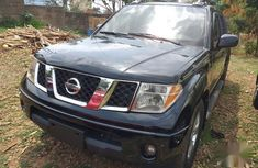 Nissan Frontier Crew Cab 2008 Black for sale