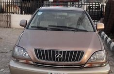 Lexus RX 2001 Brown for sale