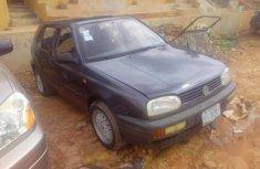 Volkswagen Golf 1996 GL Gray for sale