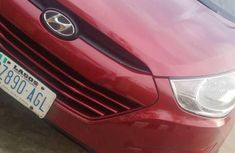 Hyundai ix35 2007 Red for sale