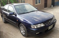 Nissan Primera 2005 Break Automatic Blue for sale