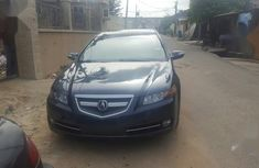 Acura TL 2007 Automatic Blue for sale