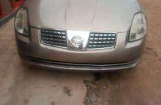 Nissan Maxima SE 2006 Brown for sale