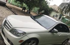 Mercedes-Benz C350 2015 White for sale