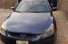 Honda Accord 2.4 Type S Automatic 2005 Gray for sale