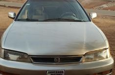 Honda Accord 1998 VTS Automatic Gold for sale