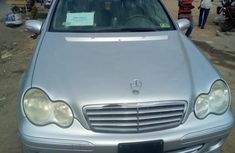 Mercedes-Benz C280 2007 Silver color for sale