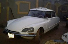 Citroen DS 1972 2.3 White for sale