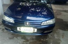 Peugeot 406 2000 Coupe Automatic Blue for sale