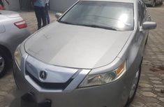 Acura TL 2009 Automatic SH-AWD Silver for sale