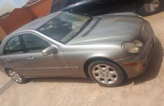 Mercedes-Benz C240 2006 Gold for sale