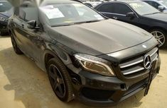 Mercedes-Benz GLA-Class 2015 Black for sale