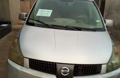 Nissan Quest 2005 Silver for sale