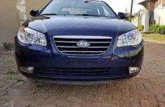Hyundai Elantra 1.6 GLS Automatic 2008 Blue for sale