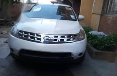 Nissan Murano S AWD 2005 White for sale