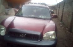 Hyundai Santa Fe 2003 3.5 Red for sale