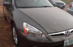 Honda Accord 2007 Sedan EX-L V-6 Automatic Gray for sale