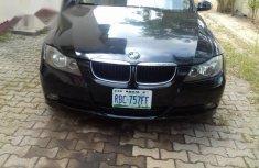 Pristine condition BMW 320i 2010 Black color for sale