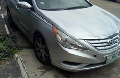 Hyundai Sonata 2012 Beige for sale