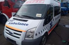 American Used Mercedes-benz Vito & Ford Transit Ambulance 2015 White for  sale
