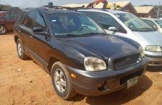 Hyundai Santa Fe 2002 Black for sale