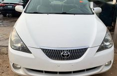 Toyota Solara 2007 White for sale