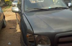 Toyota Tundra 2004 Gray for sale