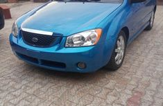 Kia Spectra 2006 EX Blue for sale