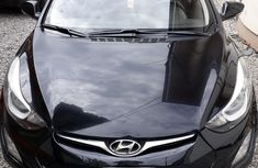 Neatly Used Hyundai Elantra 2014 model for sale