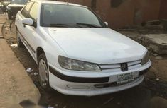 Peugeot 406 2002 White for sale