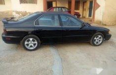 Honda Accord 1998 VTS Automatic Black for sale
