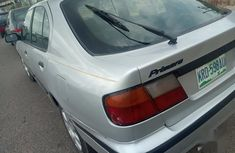 Nissan Primera 2000 Silver for sale