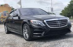 Mercedes-Benz S550 2014 Black for sale