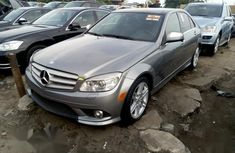 Mercedes-Benz C350 2008 Gray for sale