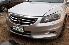 Honda Accord 2011 Sedan LX Silver for sale