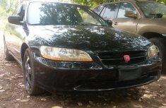 Honda Accord 1998 2.0 VTS Black for sale