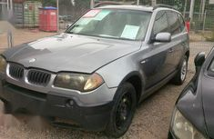 BMW X3 2004 Silver for sale