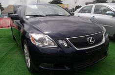 Lexus GS 2008 350 Blue for sale