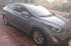 Hyundai Elantra 2014 Gray for sale