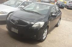 Toyota Yaris 2007 Black for sale