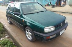 Volkswagen Golf 1.9 TDi 4Motion 1998 Gray for sale