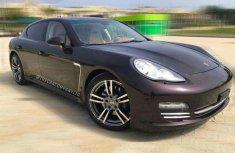 Porsche Panamera 2013 Grey for sale
