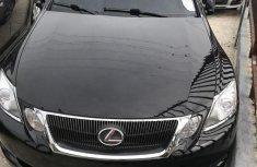 Lexus GS 350 2009 Black for sale