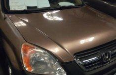 Honda CR-V 2002 Brown for sale